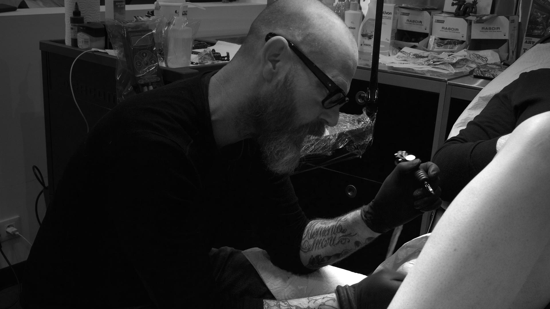 dolph tatoueur